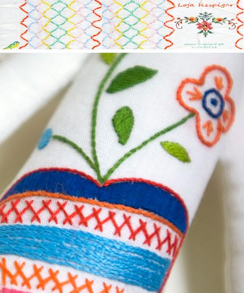workshop de iniciação ao bordado - lenço dos namorados