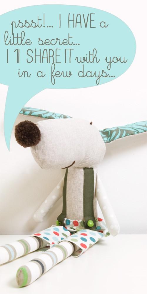 Ernesto-the-soft-toy-dog-by-PinkNounou
