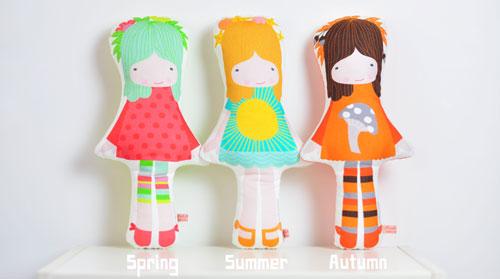 seasons-dolls-by-PinkNounou