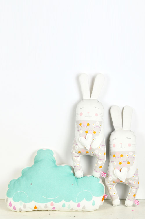 bunnies by PinkNounou -5