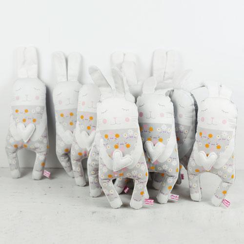 bunny soft toy dolls by PinkNounou -1