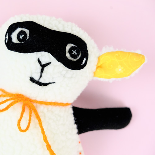 sew a softie project diy 1D