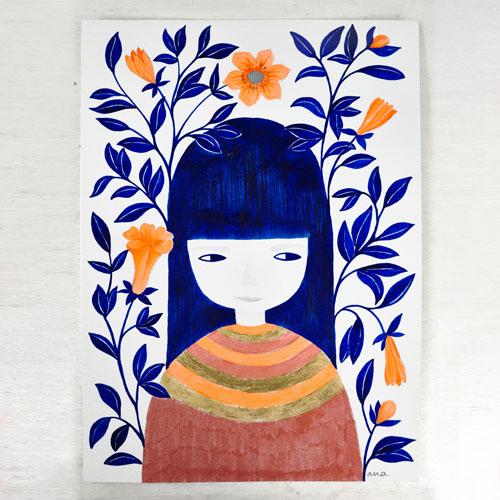 watercolor by PinkNounou 4