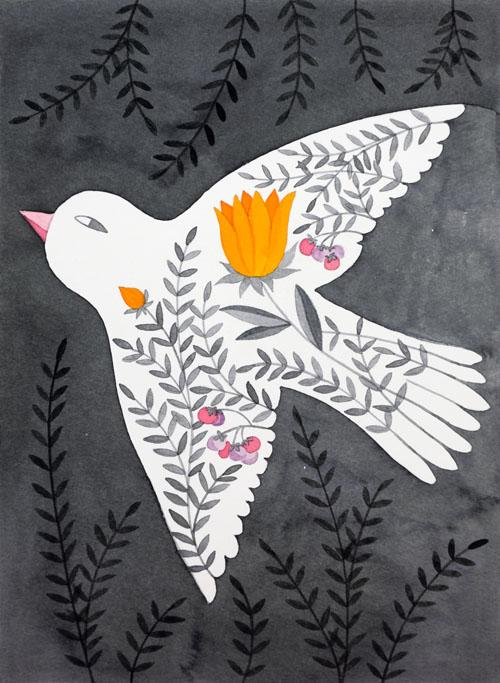 watercolor by PinkNounou 5A