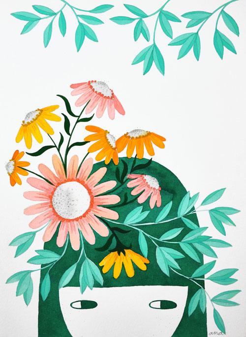 watercolor by PinkNounou 6A