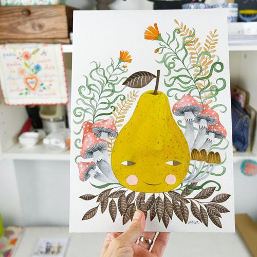 illustration by PinkNounou 1A