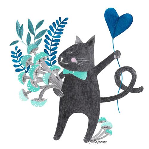 illustration by PinkNounou 7B