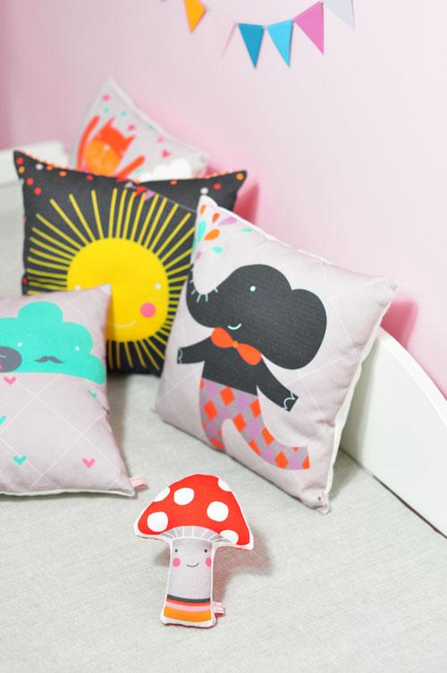 pillows by PinkNounou 1B