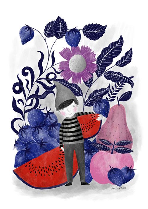 illustration by PinkNounou 13A